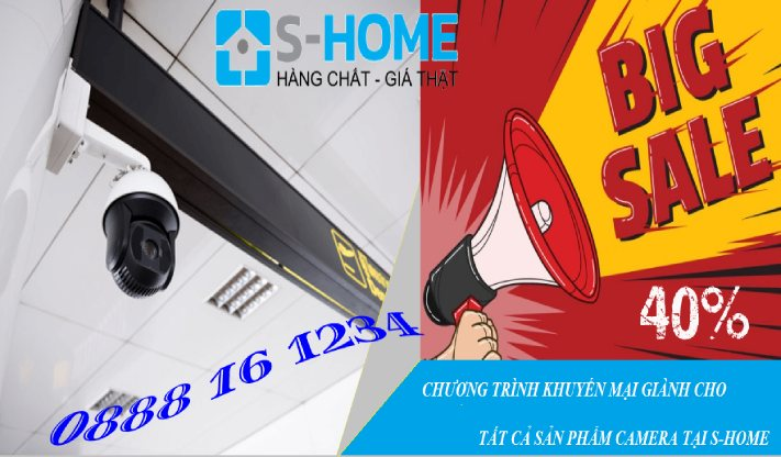 khuyen mai lap camera s-home